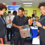 CIFEC students seek internships at careers fair