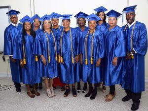 Civil Servant Graduates Make The Grade Cns Local Life