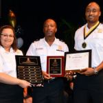 New customs officers celebrated