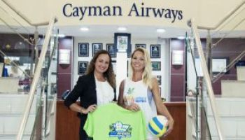 Cayman's NORCECA beach volleyball teams set : CNS Local Life