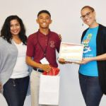 Lighthouse students gain gov't work experience