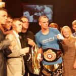 Boxer retains title while fighting for Cayman charity