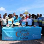 Craft market vendors show PRIDE in their training