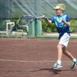 Tennis players come back strong after summer