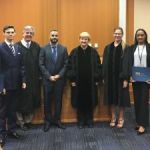 Law students take part in US-Caribbean moot competition