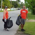 Prospect residents spruce up neighbourhoods