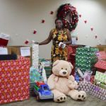 DCFS holds Christmas toy drive