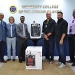 Local company donates 3D printer to UCCI