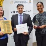 Lawyer honoured for giving back