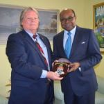Tourism delegation visits Jamaica