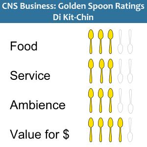 Golden Spoons ratings Di Kit-Chin