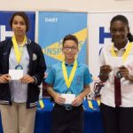 Students score high at maths challenge
