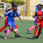 CIFA U13 girls league debuts