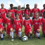 Girls' U-15 national team heading to CONCACAF tourney