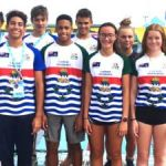 Cayman's swimmers earn 14 medals