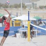 Cayman falls short in beach volleyball and track at CAC Games
