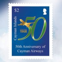2-stamps-to-commemorate-Cayman-Airways-50th-anniversary-crop