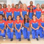 Girls' U-15 footballers notch second win