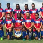 Girls' U-15 national team suffer loss at CONCACAF