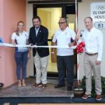 Cayman opens Olympic headquarters