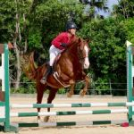 Equestrians jump into new season