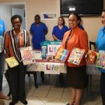 LIFE donates books to Maple House