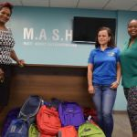 Rotary Sunrise donates school supplies