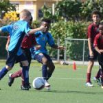 Primary football heads to mid-term break