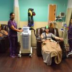 Chemo patients offered free hair-loss treatment
