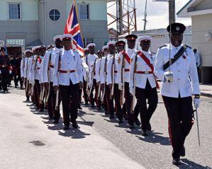 Remembrance-Sunday-Parade-HMCIPS1
