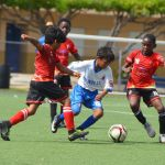 George Town's U11 boys pick up first win