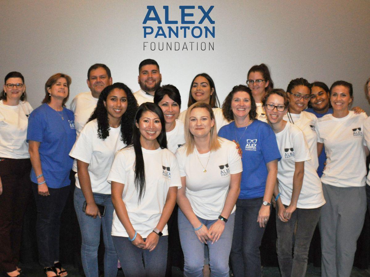 Alex Panton Foundation launch2