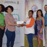Grant helps Caymanian further her studies
