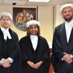 Lashonda Powell called to the bar