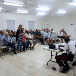 Police meet Cayman Brac community