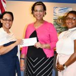 Ministry donates towards Child Month breakfast