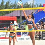 Cayman's NORCECA beach volleyball teams set