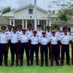 New police recruits take up official duties