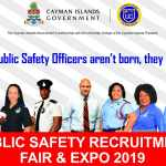 Recruitment fair focuses on public safety careers
