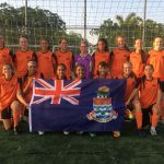 Sunset U16 girls win overseas tournament