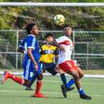 U15 Youth Football Cup opens with close matches