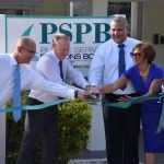 Pensions Board holds Brac ribbon cutting