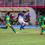 Cayman takes hard loss in Olympic qualifier