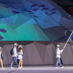 Pan Am Games officially open