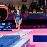 Raegan Rutty misses cut for gymnastics finals