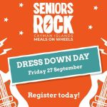 Dress down to support Meals on Wheels