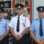 Tatum brothers shine at Fire Service