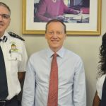 Prison officer named Chevening Scholar