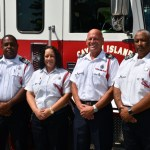 Fire officers receive leadership training