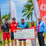Golf Tournament raises funds for disaster relief